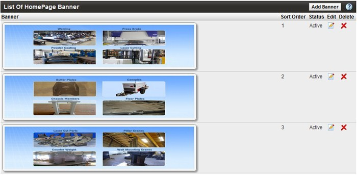 Builtcms Is A Content Management System Who Provides Dynamic Home